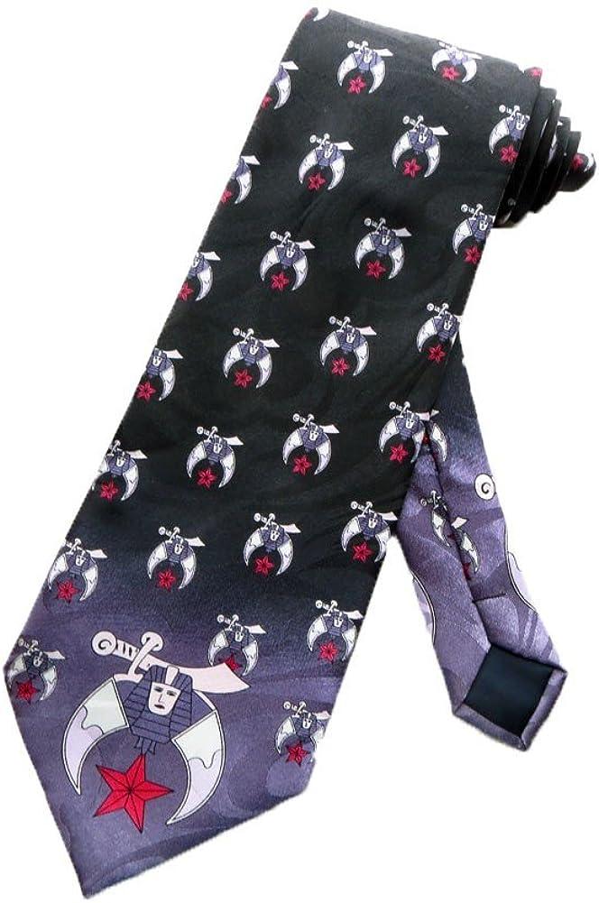 Steven Harris Shiners Fraternity Necktie - Black - One Size Neck Tie 61Arx2UnD0L