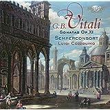 Vitali - Sonatas Opus 11 violin & basso