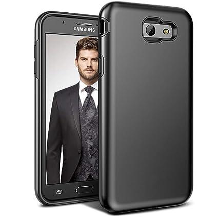 Galaxy J7 V Case,Galaxy J7 Prime Case,J7 Perx Case,J7V Case,J7 Sky Pro Case,Galaxy Halo Case, All Around Protection Hybrid Dual Layer Armor Phone Case ...