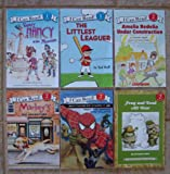 img - for I Can Read! Set of 6 Beginning Readers Levels 1-2 (Fancy Nancy at the Museum ~ The Littlest Leaguer ~ Amelia Bedelia Under Construction ~ Frog and Toad All Year ~ Spider-Man 3: Meet the Heroes and Villains ~ Marley's Big Adventure) book / textbook / text book