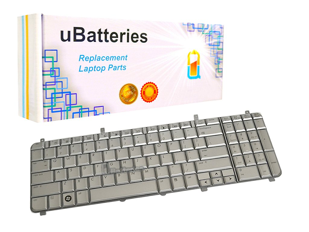 UBatteries Laptop Keyboard HP HDX X16-1354CA