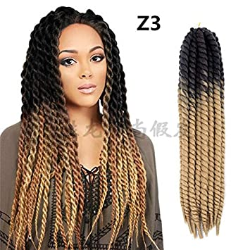 Amazon New Fashion Nightclub 2 Strands Braided Wig Braids Hair