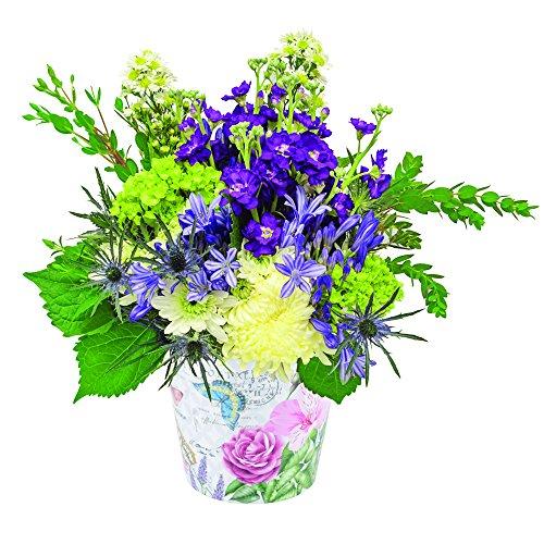 eFlowy - Romance Vase Floral Arrangement by eFlowy