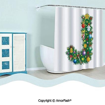 Amazoncom Scocici Extra Longbathroom Shower Curtain Funny