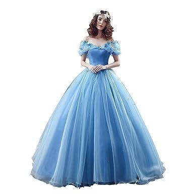Cinderella Prom Dresses