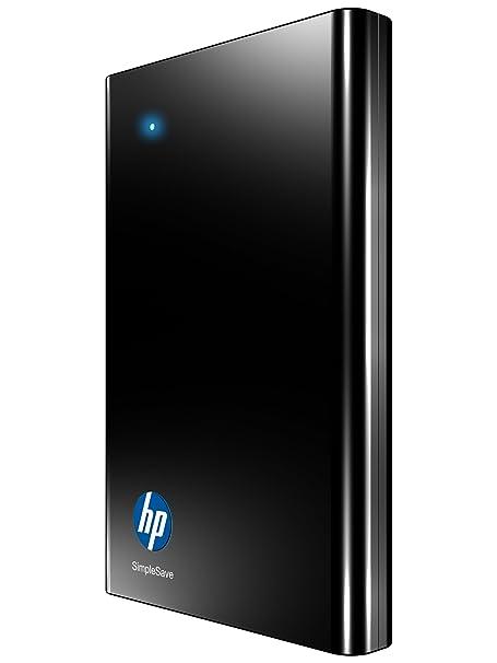 Review HP SimpleSave 640 GB