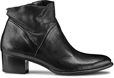 Paul Green   Stiefelette   Ankle Boots Schwarz, Farbe