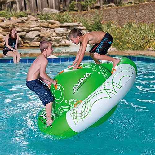 Pool Floats For Kids Inflatable Swimmin Toys Rocker Water Ride On Boys Party Fun Play ()