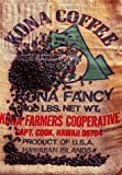 5 Lbs 100% Kona Extra Fancy Coffee, Full City (Medium) Roast
