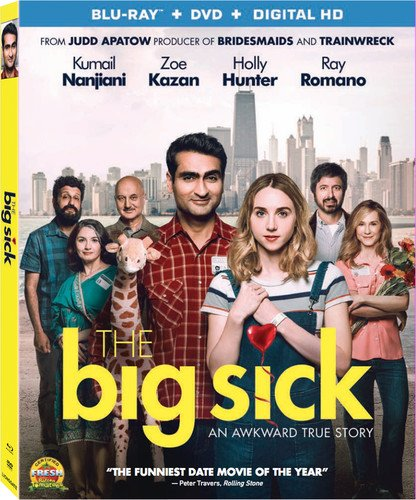 The Big Sick [Blu-ray + DVD + Digital]