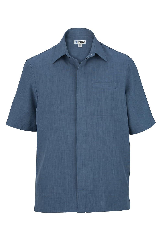 Edwards Garment SHIRT メンズ B07BXNRMXY  ブルー X-Small