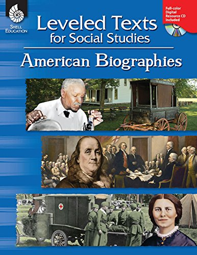 Leveled Texts for Social Studies: American - Oakley Store Dallas