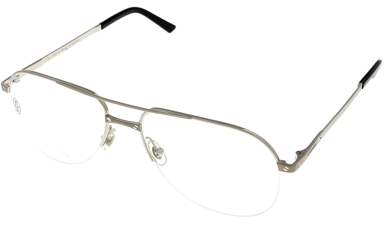 2b447104e8 Cartier Rimless Eyeglasses Men « One More Soul