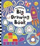 img - for Big Drawing Book (Usborne Drawing, Doodling and Colouring) book / textbook / text book