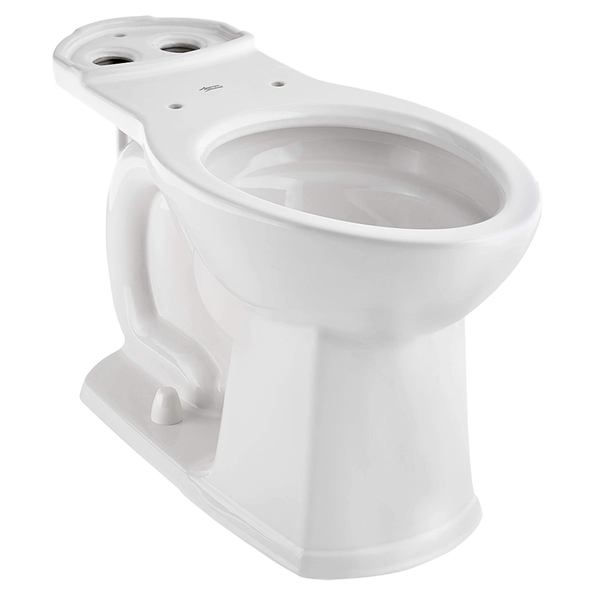 American Standard 3070A104.020 VorMax ActiClean Right Height Elongated Toilet Bowl