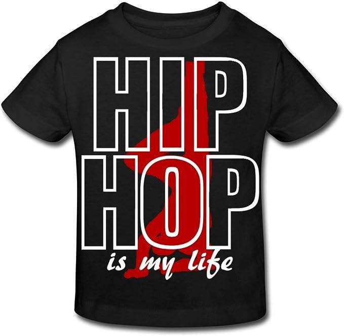 Breakdance Hip Hop is My Life T-Shirt Bio