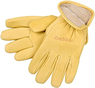 product image for Deerskin RanchHand Velux Lined Gloves