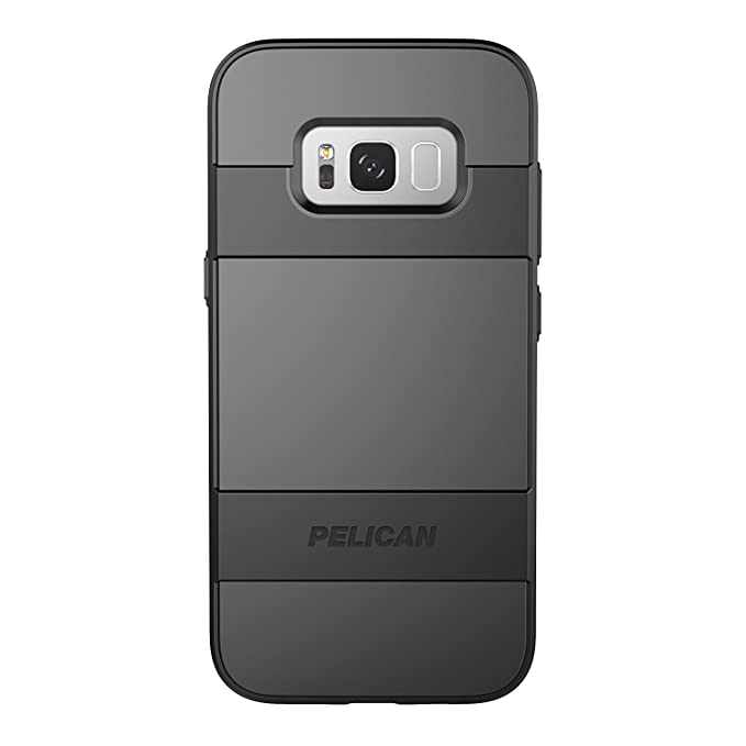 new style d56a6 4d9e4 Pelican Voyager Samsung Galaxy S8 Case - Black/Black