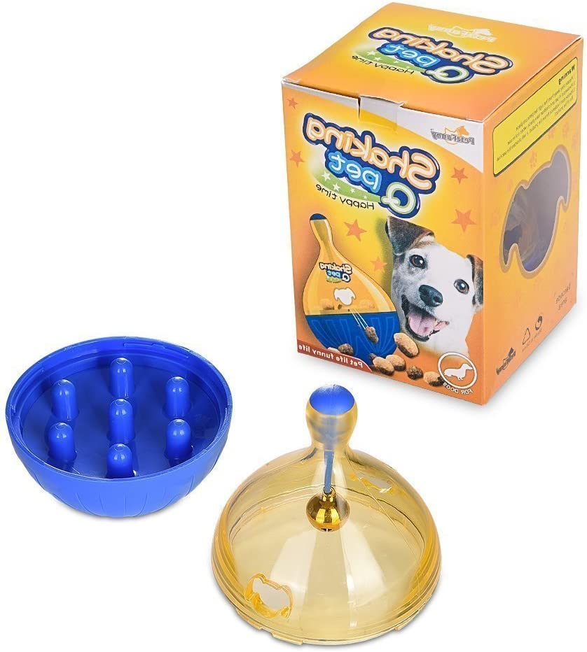 Treat Ball - Bola de juguete indestructible para perro ...