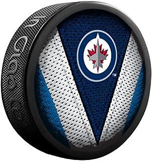 jets de Winnipeg point de Jersey et Collection hockey Puck NHL 510AN001501