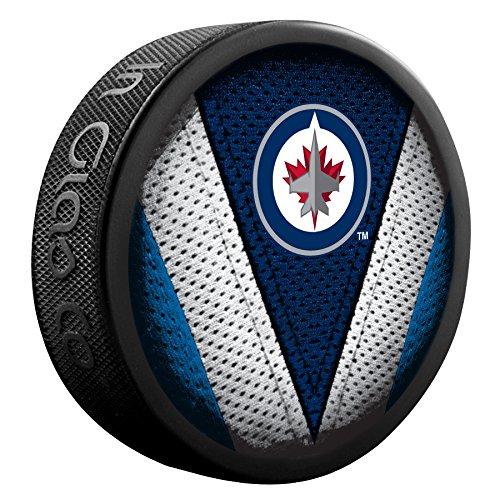 Nhl Souvenir Puck - Inglasco NHL Winnipeg Jets 510AN001501 Souvenir Puck