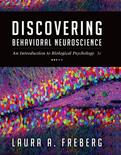 Discovering Behavioral Neuroscience: An Introduction to Biological Psychology Pdf