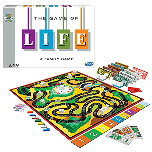 (Winning Moves Games The Game of Life)
