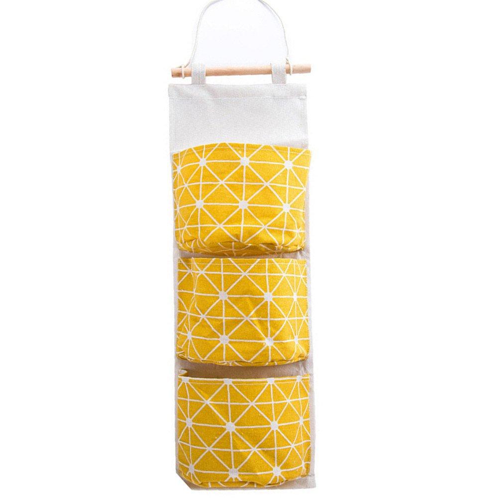 H/ängeorganizer Baby Kinder Wand H/ängenden Tasche Gadget Pouch Debris Beutel Bad Wand Multifunktionale Wohnzimmer Schlafzimmer H/ängenden Tasche