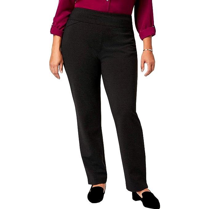 Amazon.com: Charter Club - Pantalones de vestir para mujer ...