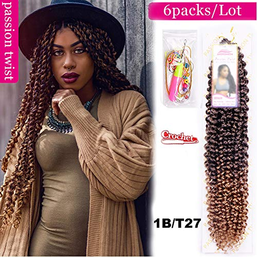 Passion Synthetic Andromeda Braiding Extensions