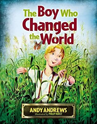 book cover of The Boy Who Changed the World