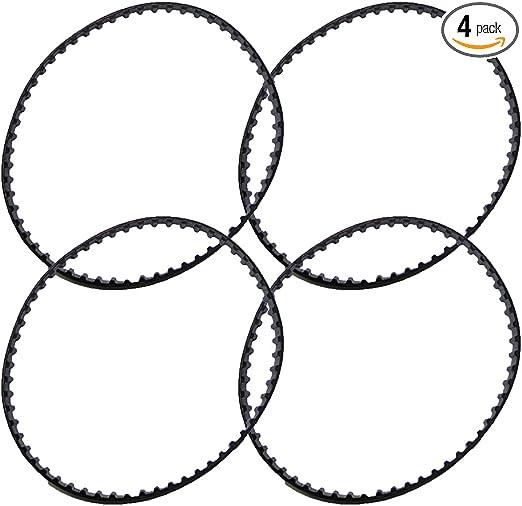 Ridgid 2 Pack Of Genuine OEM Replacement Belts # 514494001-2PK