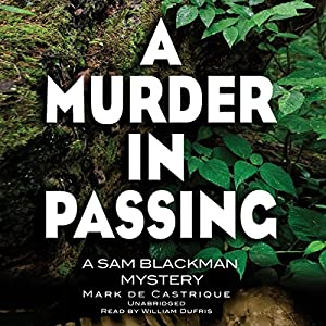 A Murder in Passing Audiobook