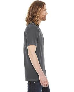 99c16e04330042 American Apparel Unisex Poly   Baumwoll-Short Sleeve Crew Neck T bb401