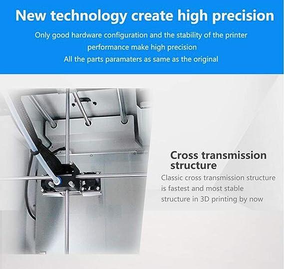 MEICHEN Impresora 3D Kit de Bricolaje para 2 UM2 Letra Grande ...