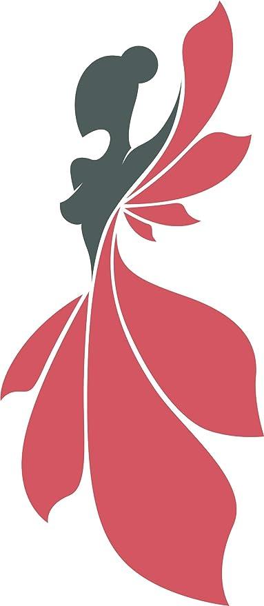 Amazon Com Beautiful Artistic Abstract Feminine Woman