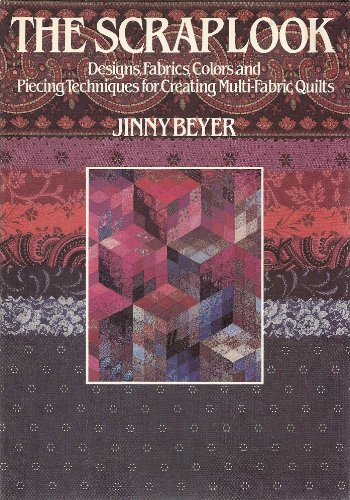 Jinny Beyer Quilt Fabric - 1