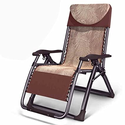Merveilleux Rocking Chairs MEIDUO Zero Gravity Chair Lounge Recliner 90° 170°Adjustable  For Office