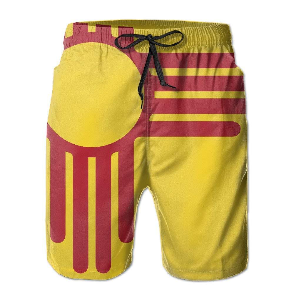 New Mexico State Flag Troncos de natación de Verano para ...
