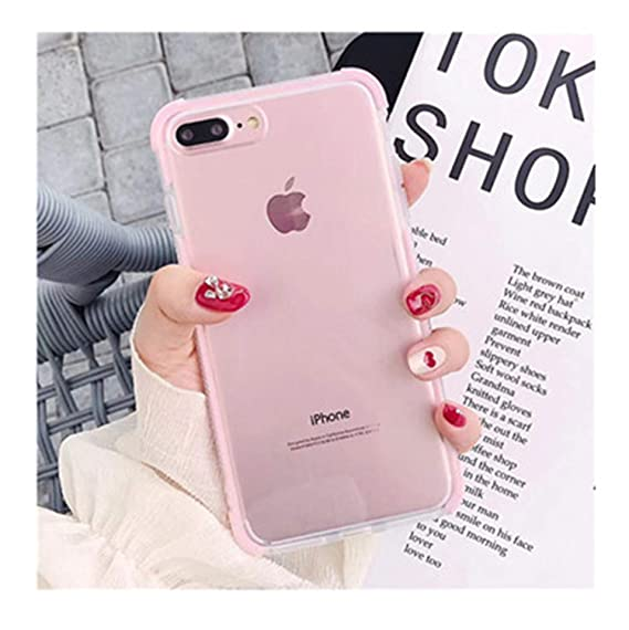82d627e54 Image Unavailable. Image not available for. Color: Candy Color Anti-Knock Phone  Case for iPhone X ...