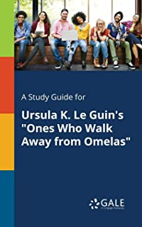 The Ones Who Walk Away From Omelas Short Stories Amazonde