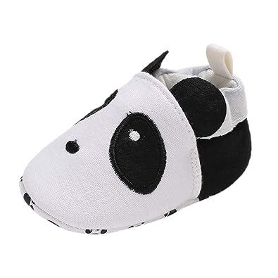 daf89c4432345 Amazon.com: Gooldu Baby Girls Boys Soft Booties Snow Cartoon Panda ...