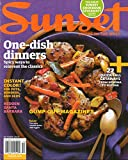 Sunset: Living in the West Magazine October 2010 - One-dish Dinners