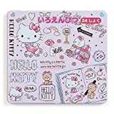 Sanrio Hello Kitty pencil 24 color set school From Japan New