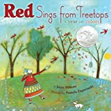 Red Sings from Treetops: A Year in Colors (Children's & Middle Grade: Poetry)