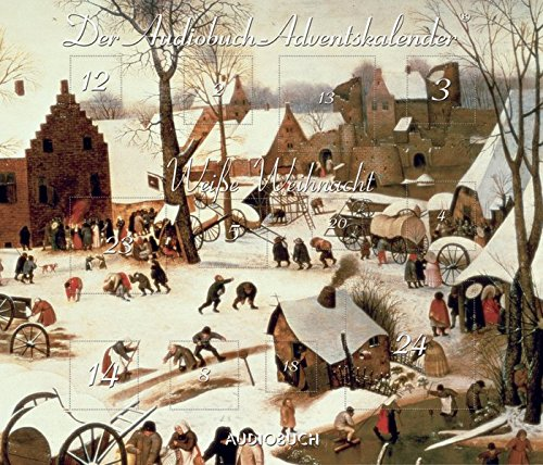 Weiße Weihnacht - Der Audiobuch-Adventskalender