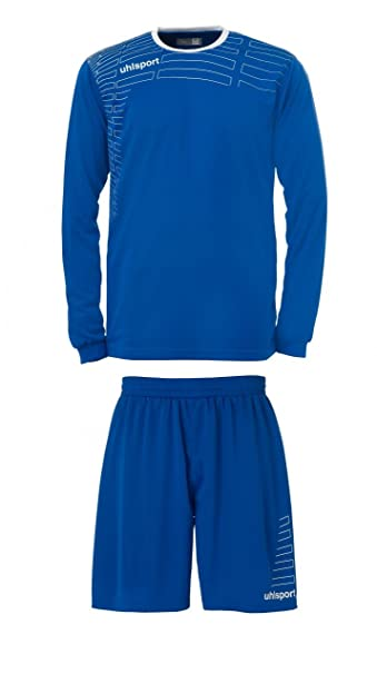 Uhlsport 100316201, Chandal Para Mujer, Azul (azurblau/Weiß), XS ...