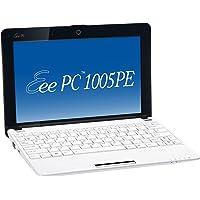 Asus Eee PC 1005PE 25,7 cm (10,1 Zoll) Netbook (Intel Atom N450 1.6GHz, 1GB RAM, 250GB HDD, Win 7 Starter) weiß