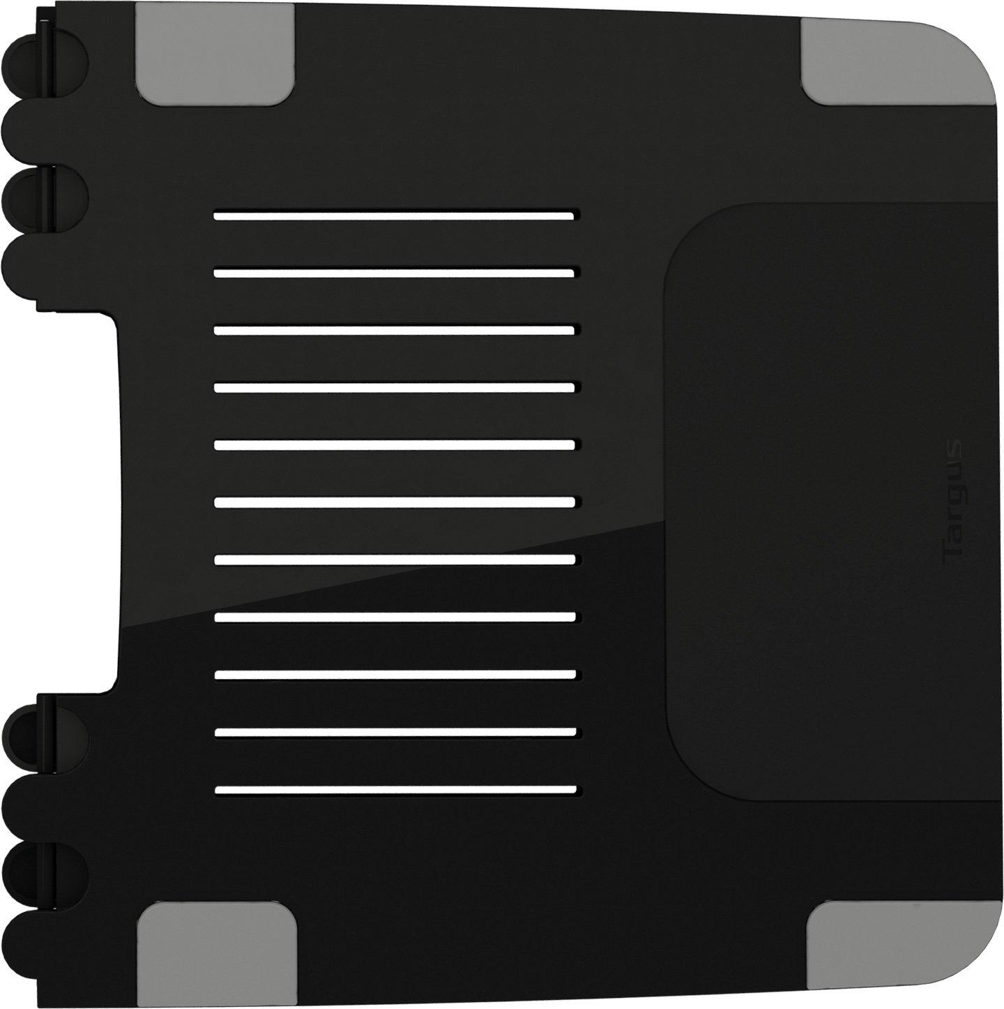 Targus Compact Laptop Desk AWE56US-Black with Gray by Targus (Image #3)