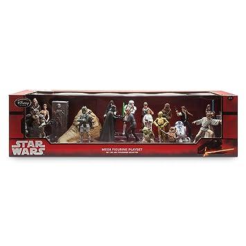 Disney Store Star Wars 20 pc Mega Figure Play Set Figurine 2016 NEW